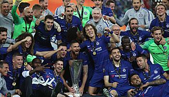 Europapokal: Chelsea zieht mit Man Utd. gleich