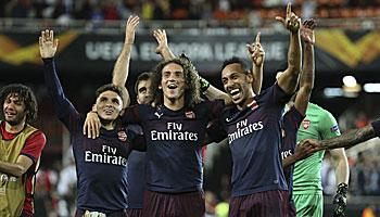 Premier League stellt 4 Finalisten: Liga-Duelle in Europapokal-Endspielen