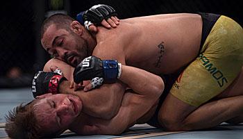UFC Fight Night Stockholm: Nick Hein kämpft um seine Zukunft