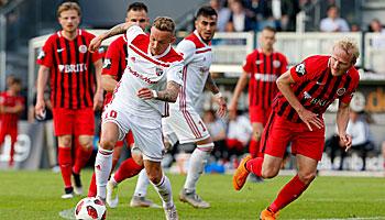 FC Ingolstadt – SV Wehen Wiesbaden: Drittligist benötigt Energieleistung