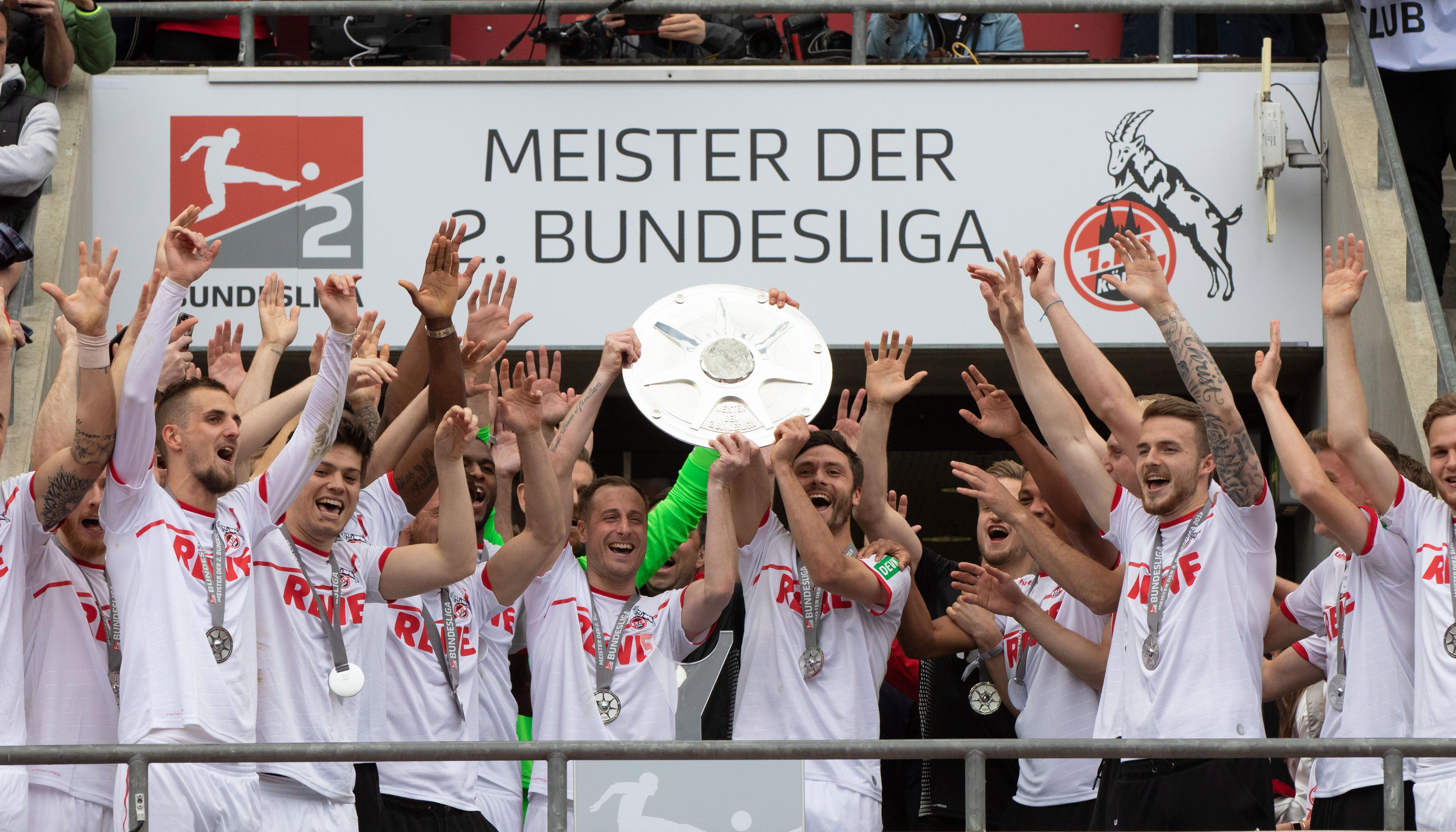 1. FC Köln: Aufgestiegen, um zu bleiben