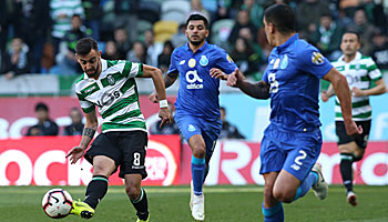 Sporting Lissabon – FC Porto: Pokal-Experten unter sich