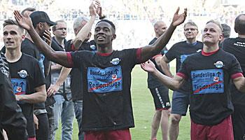 Paderborn-Aufstieg: Die größten Underdogs in der Bundesliga