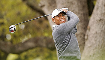 PGA Championship: Tiger Woods mit der Chance auf den 16. Major-Titel