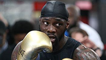 Boxen: Deontay Wilder will zurück auf die Siegerstraße