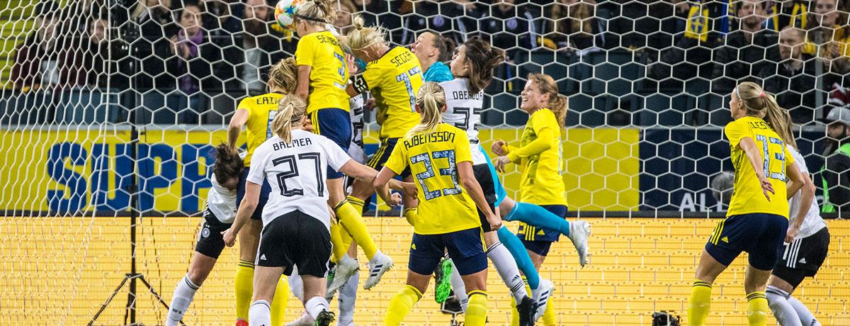 Schweden Deutschland Frauen
