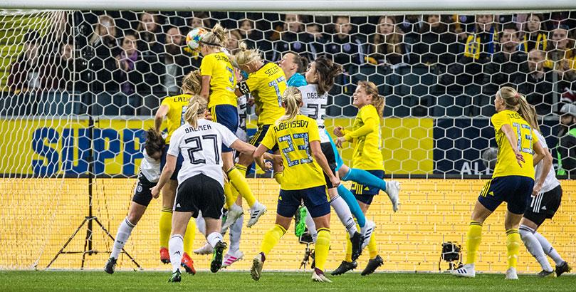 Frauen Wm Deutschland Schweden