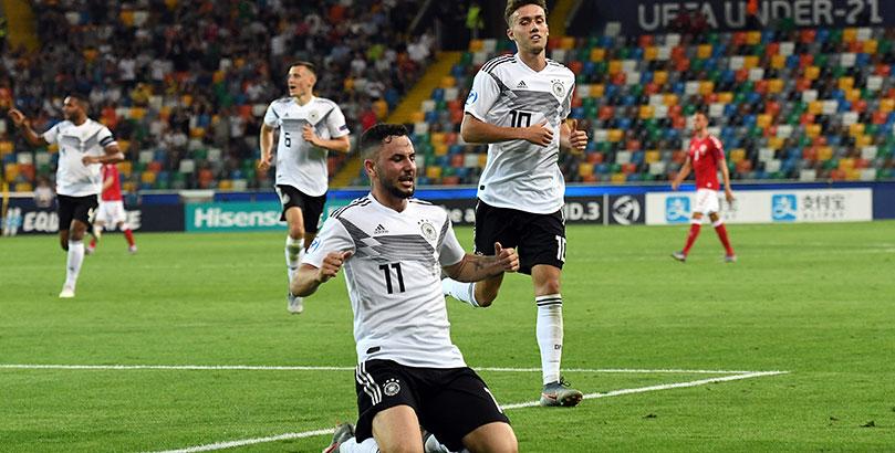 Deutschland Serbien FuГџball