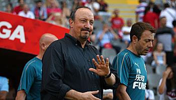 Spezialwette: Wer wird neuer Coach von Newcastle United?