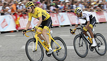 Tour de France 2019: Ineos-Team stellt Favoriten auf den Gesamtsieg