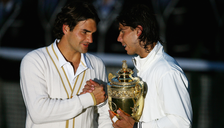 Rafael Nadal vs. Roger Federer: Statistik pur für den Klassiker in Wimbledon