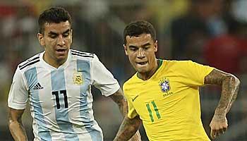 Brasilien – Argentinien: Klassiker im Copa-Halbfinale