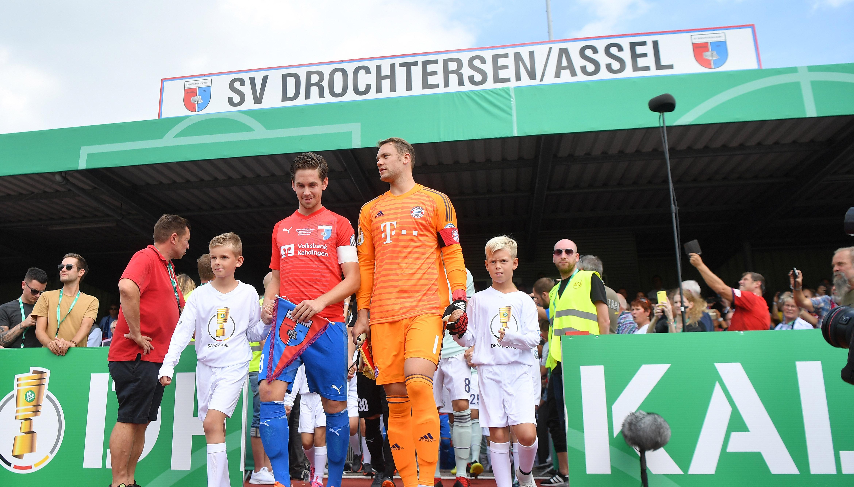 DFB-Pokal 2019/20: Die größten Underdogs im Wettbewerb