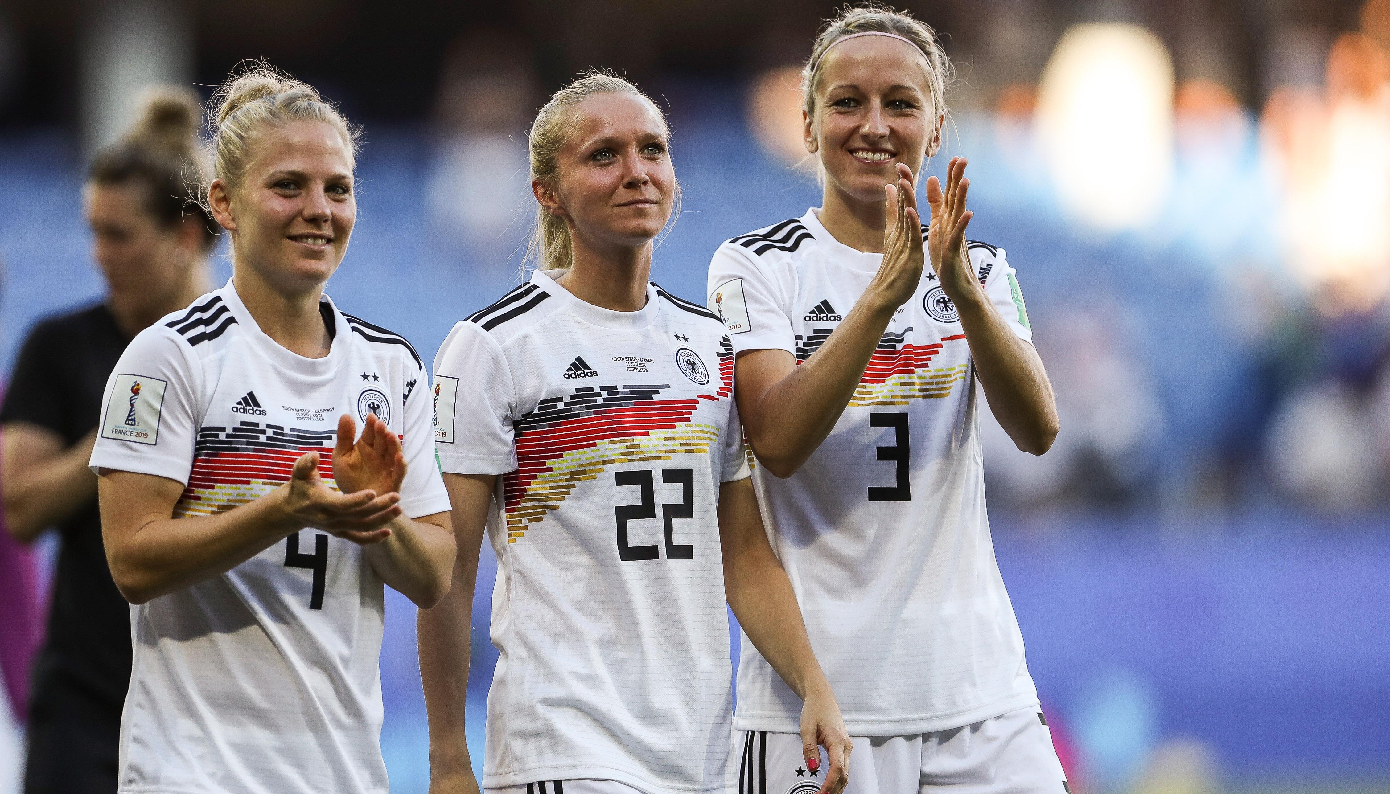 Frauen WM, Deutschland – Nigeria: Ohne Beule ins Viertelfinale