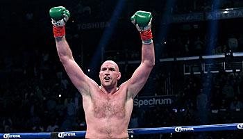 Tyson Fury – Tom Schwarz: Duell der Unbesiegten