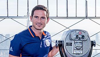 Premier League: Lampen an für Frank Lampard als Chelsea-Trainer?