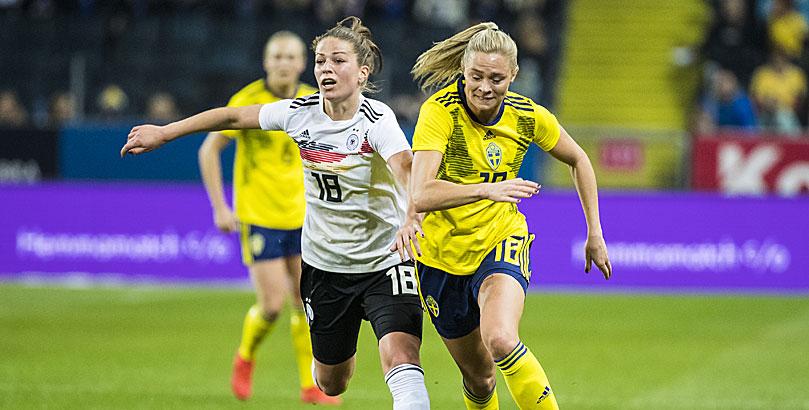 Deutschland Schweden Anstoß