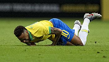 Neymar schon wieder verletzt: Viel Können, wenig Körper