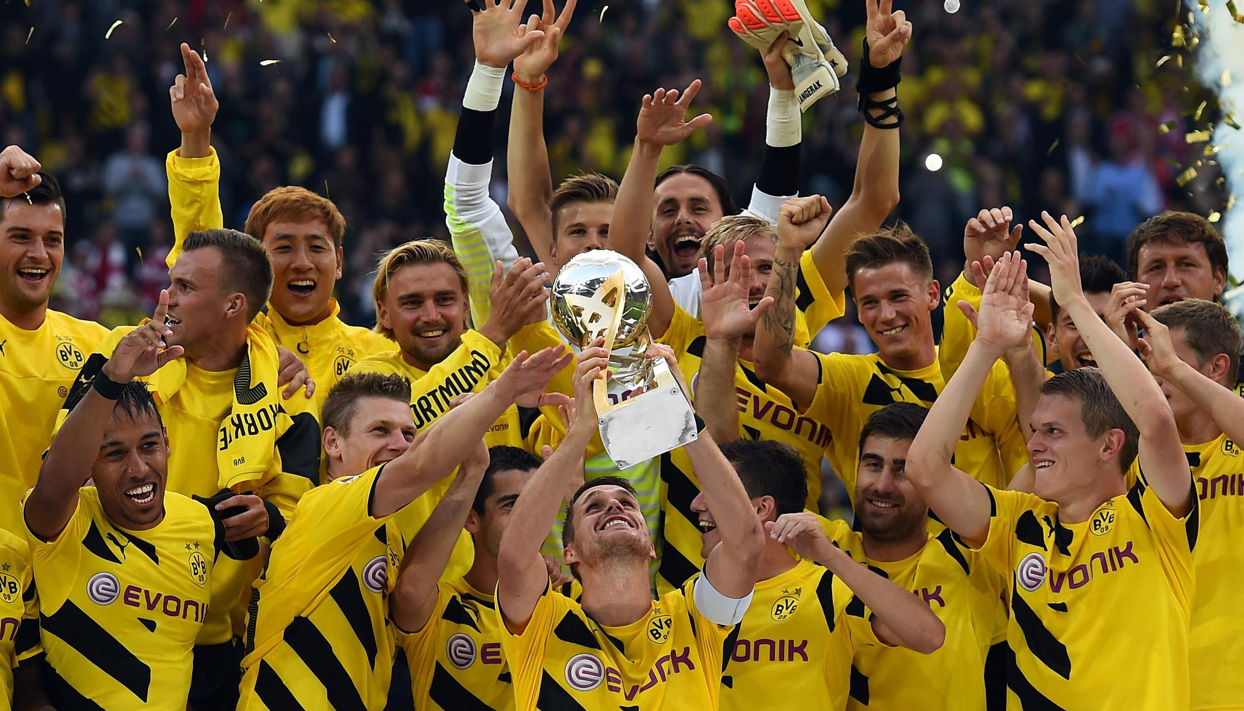 Supercup: Borussia Dortmund und Bayern München proben den Ernstfall