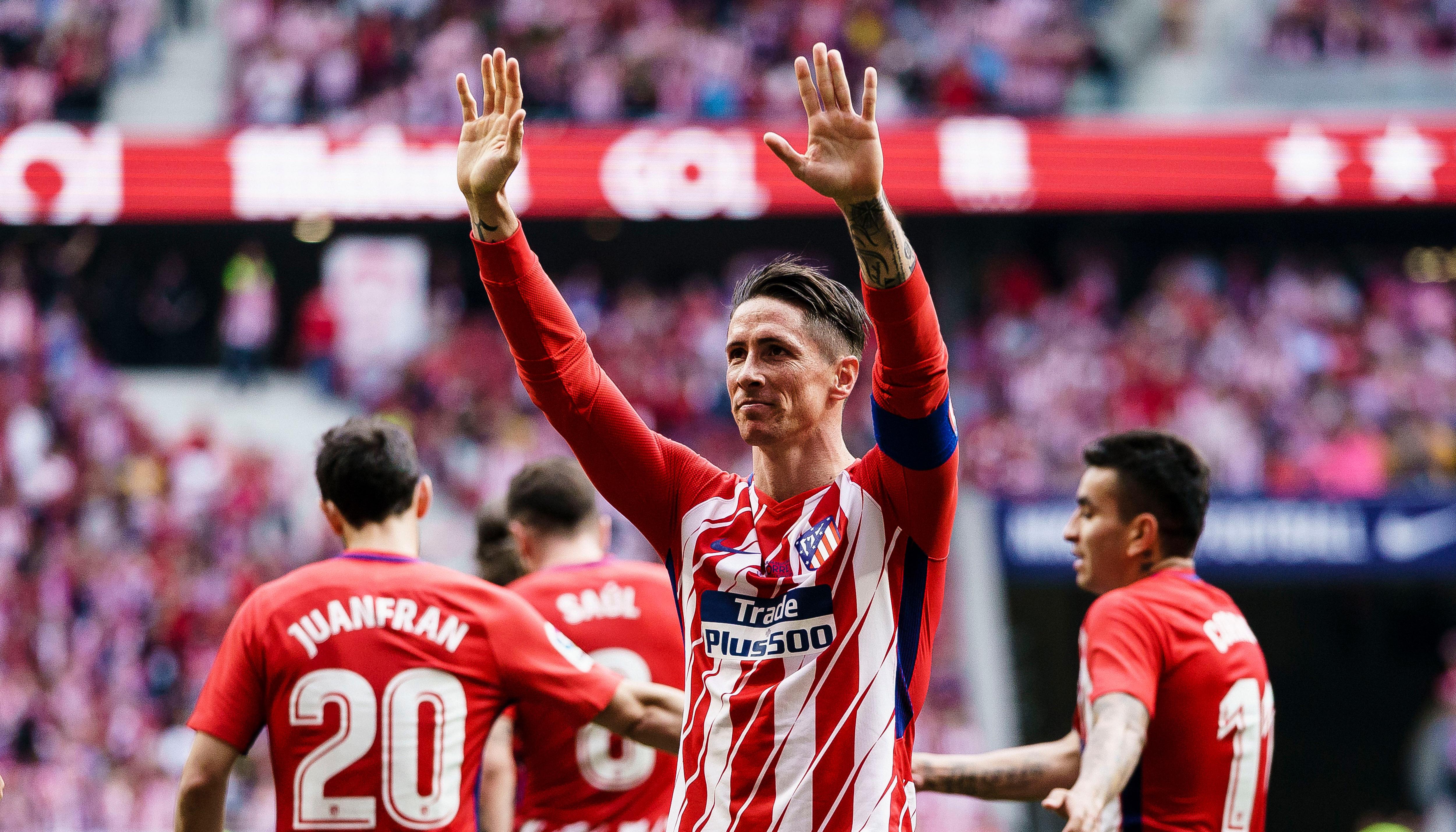 Fernando Torres: Der Meister mit kleinem Makel tritt ab