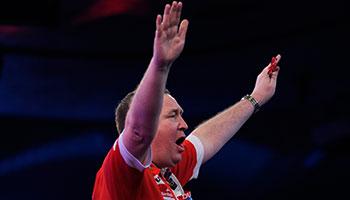Darts World Matchplay: Durrant-Märchen geht weiter