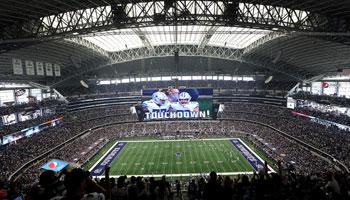 Wertvollste Sportteams: Darum hängen die erfolglosen Cowboys alle ab