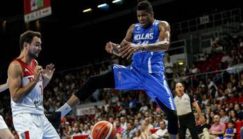 Starauflauf aus der NBA bei der Basketball WM