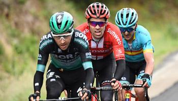 Tour de France: Emanuel Buchmann jetzt einer der Favoriten