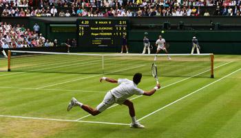Wimbledon: Djoker oder Maestro? Alle Zahlen zum Traumfinale!