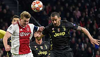 Matthijs de Ligt: Frisches Blut für die Juventus-Abwehr