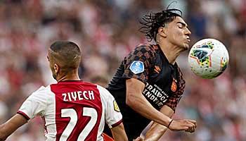 Saisonstart in der Eredivisie: Ajax gilt es zu schlagen