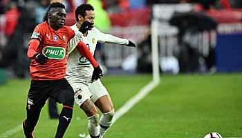 Trophée des Champions, Paris St. Germain – Stade Rennes: PSG brennt auf Revanche