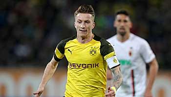 BVB – FC Augsburg: Startschuss für die Titeljagd