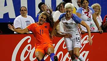 USA – Niederlande: Das Beste kommt zum Schluss