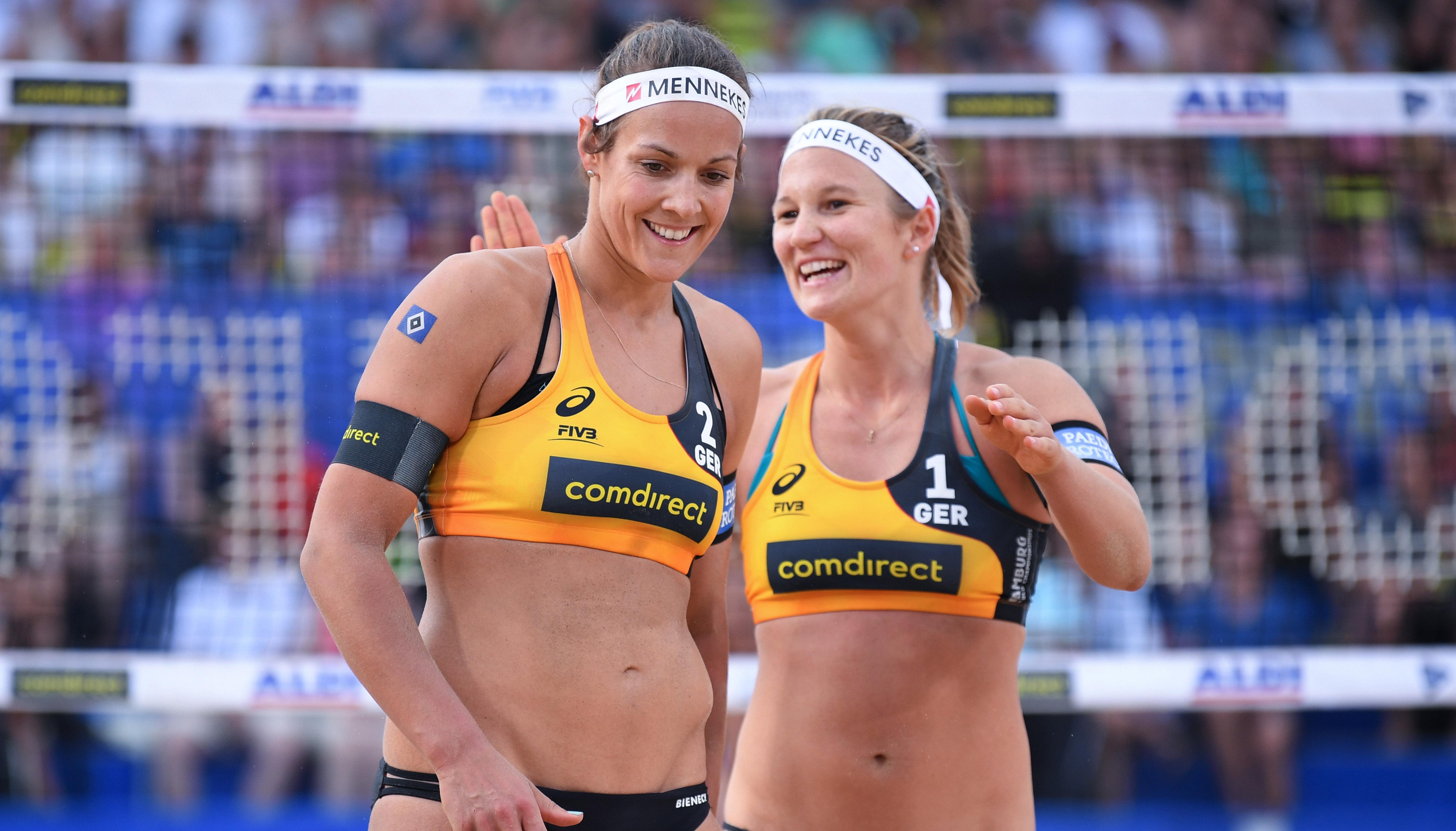 Beachvolleyball-WM: Medaillenchancen schwinden