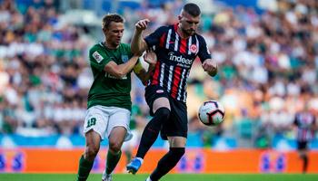 Eintracht Frankfurt – FC Flora Tallinn: Weiterkommen und die Serie verteidigen