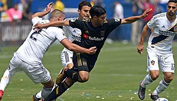 MLS: Derbytime in der Stadt der Engel, Ibrahimovic und Vela im Fokus