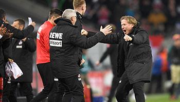 1. FC Köln – VfL Wolfsburg: Geißböcke gehen mit Rückenwind in die Rückrunde