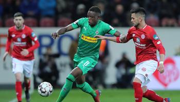 FSV Mainz 05 – Borussia Mönchengladbach: Mainz ist Fohlenfutter
