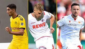BVB, FC Union & Köln: Die Spezialwetten zum Bundesliga-Auftakt unserer Partner