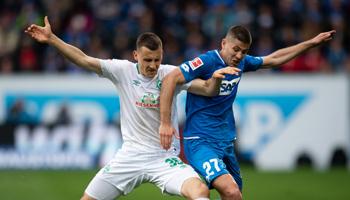 TSG Hoffenheim – Werder Bremen: Quoten und Bilanz liegen weit auseinander