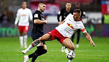 RB Leipzig – Eintracht Frankfurt: SGE noch sieglos bei RB