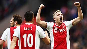 Ajax Amsterdam: Kein Ausverkauf in dieser Transferperiode