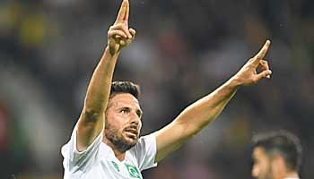 Claudio Pizarro: Auch im DFB-Pokal auf Rekordjagd