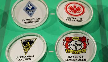 Der DFB-Pokal wird zum Derby-Pokal