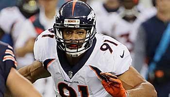 Neuer Anlauf in Philadelphia: Edebalis Reise durch die NFL