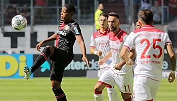 Bayer Leverkusen – Fortuna Düsseldorf: Derby-Time am Rhein