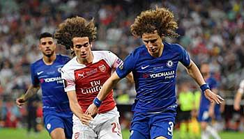 David Luiz zu den Gunners: Die Überläufer zwischen Arsenal und Chelsea