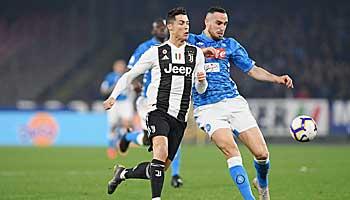 Saisonstart Serie A: Zweikampf zwischen Juve und Napoli