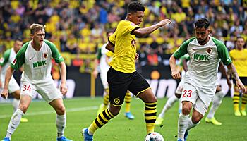 FC Augsburg – BVB: Schwarz-Gelb auf der Suche nach Stabilität in Halbzeit 2